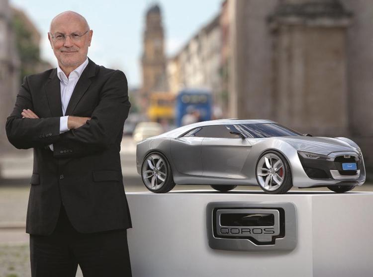 前BMW/MINI設計總監:Gert Hildebrand。