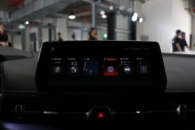 iDrive介面在Supra上面被稱之為Supra Command影音系統。