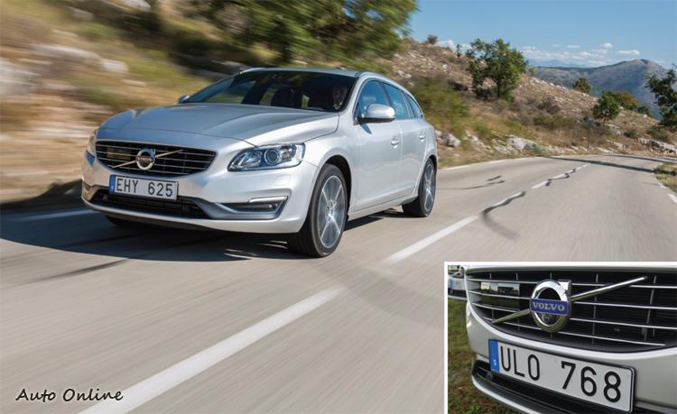 新系列引擎皆由瑞典工廠負責生產,因此許多車是懸掛著瑞典車牌遠赴法國進行這場國際媒體試駕會。