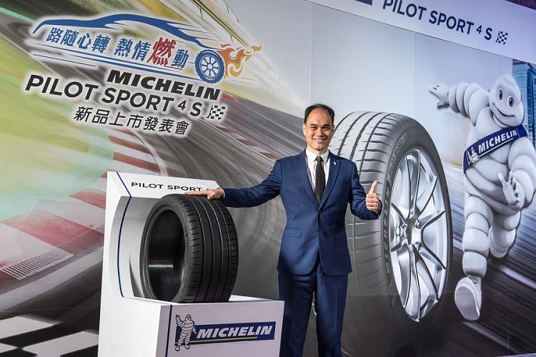 繼Pilot Sport 4在台上市後,Pilot Sport 4 S高性能胎也一起登入台灣。