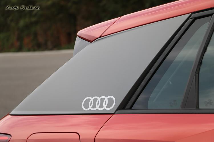 粗大的C柱是Q2的外觀特色之一,也將成為車主表現自我風格的畫布。