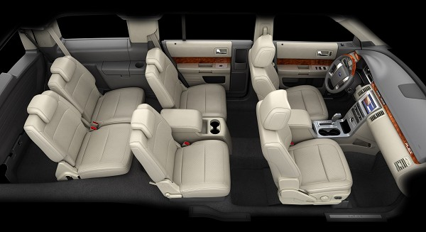 2009 ford flex. Black Bedroom Furniture Sets. Home Design Ideas