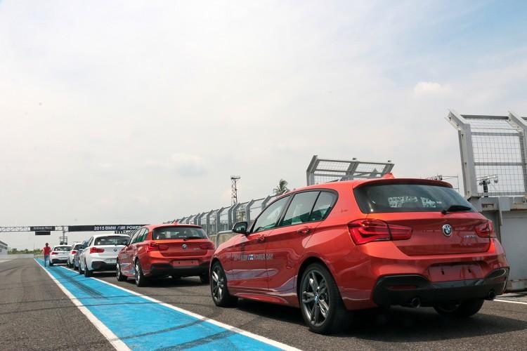 M135i不算是正統的M Power車款,經過M Performance部門調校過,比起其它市售車更有樂趣。