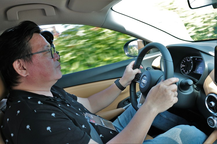 第八代Nissan Sentra重磅回歸高水準,舒適、質感、肅靜、油耗等都相當出色。