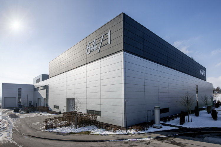 M-BENZ新風洞實驗室位於近德國司徒加特的Sindelfingen研發中心內