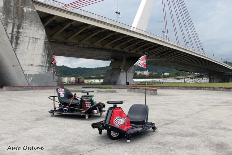 Crazy Cart建議售價20,000元,Crazy Cart XL建議售價34,000元。