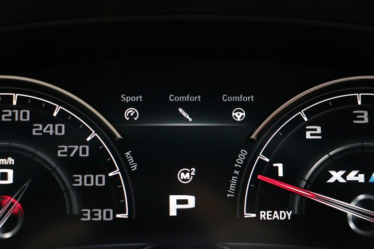 標準M Car的動力、變速箱、底盤都可單獨調整。