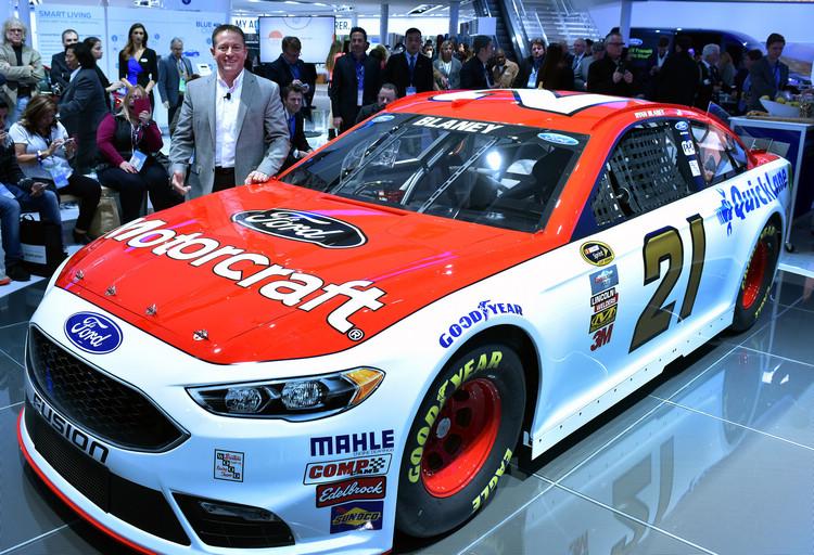 NASCAR賽車