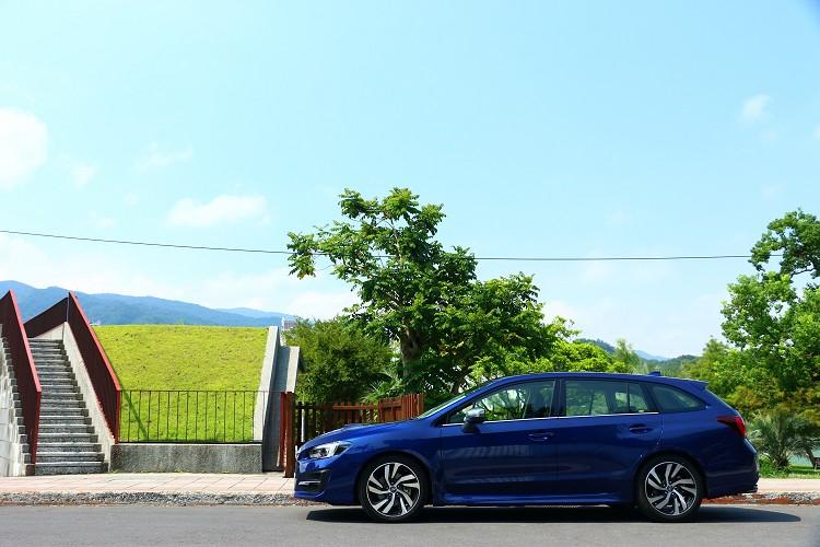 Subaru Levorg是可以同時兼顧私心與家庭的運動旅行車。