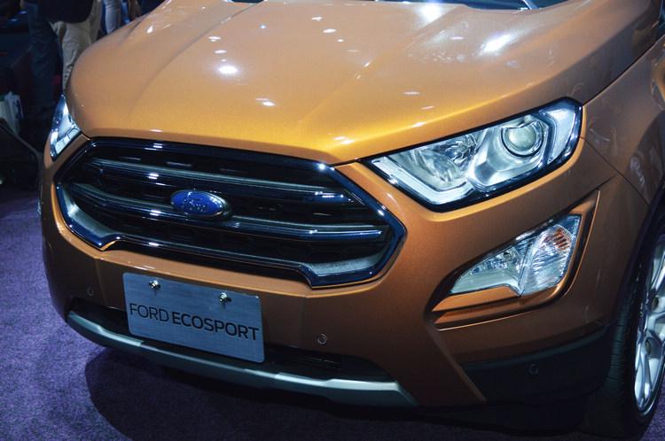 改款前的EcoSport在配備上以務實為主,改款後的配備等級已升級多項現代化的配備。