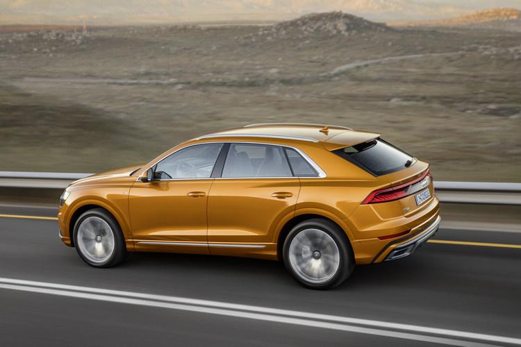 48V電能系統已逐漸落實在各家新世代豪華車,Q8此次以MHEV為大型SUV的節能表現增加更多亮點。