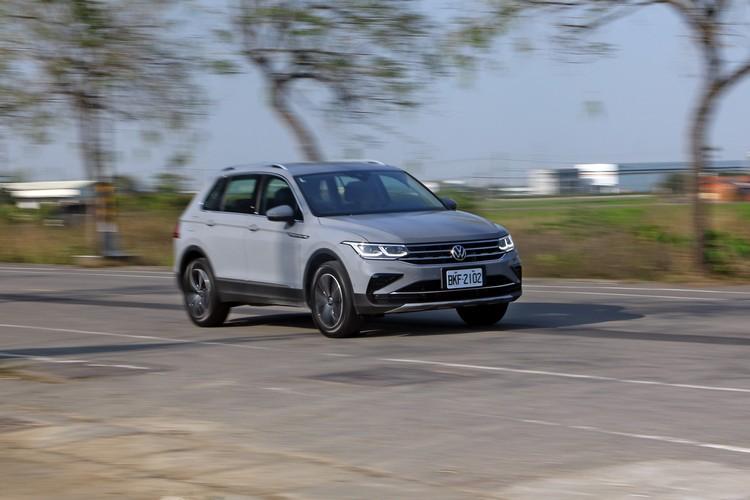 完整Level 2等級的IQ.DRIVE駕駛輔助系統,讓駕駛Tiguan更輕鬆也更安心。