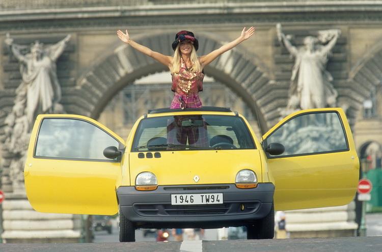 融入法國人重視的都市與時尚感,Twingo做到了