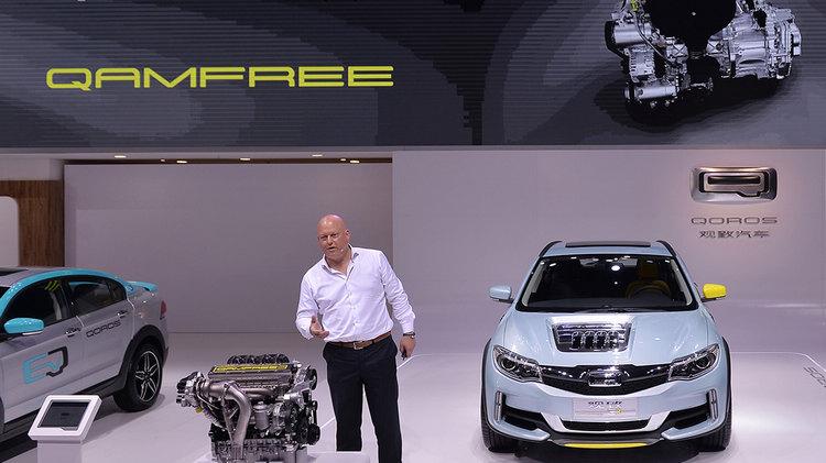 擁有多項發明專利的Christian von Koenigsegg不只知道如何創造極速,這次帶來的新引擎技術勢必會在汽車發展史上寫下新頁。