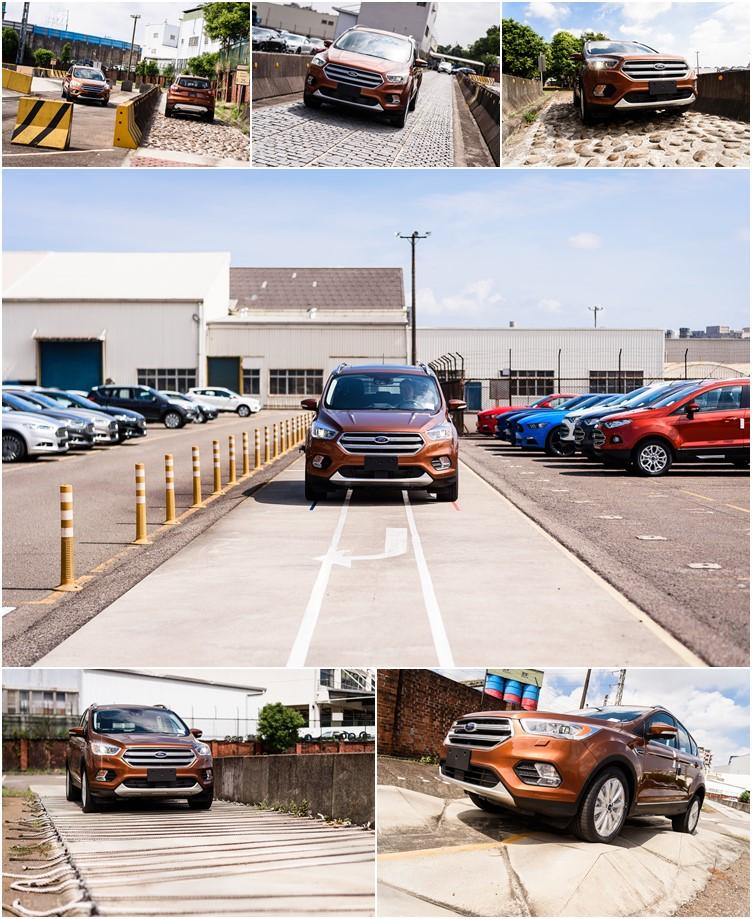 測試道據稱是全球統一標準,每一款車都必須通過此處才能離開工廠。