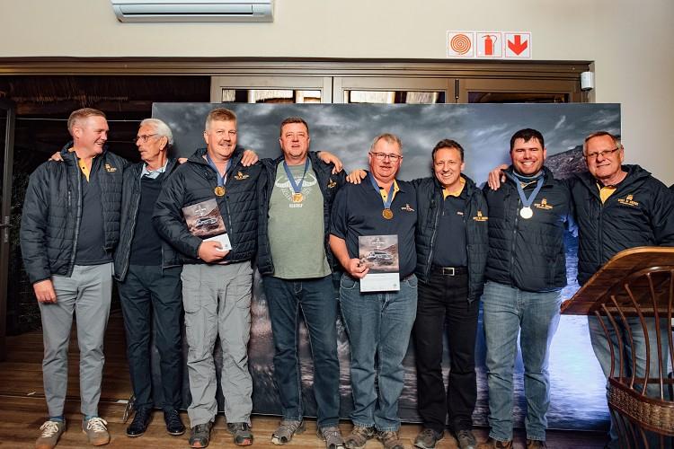 最後由南非地主隊奪得國家組冠軍。