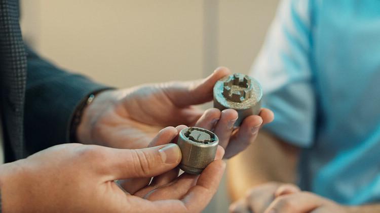 用車主的聲音防�輪框被偷!Ford 研發 3D 列印聲紋鎖螺帽