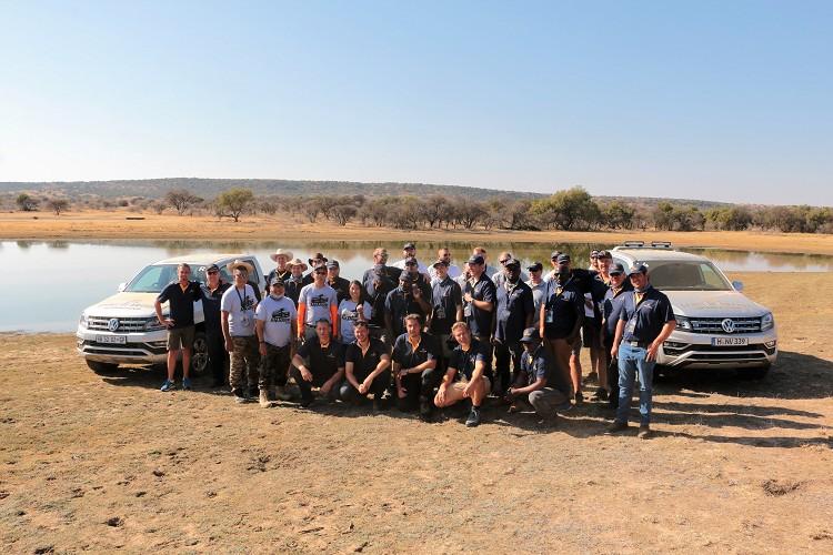 這次參賽隊伍來自南非、丹麥、澳洲、德國、捷克、奈米比亞、波札那、台灣與俄羅斯九個國家。