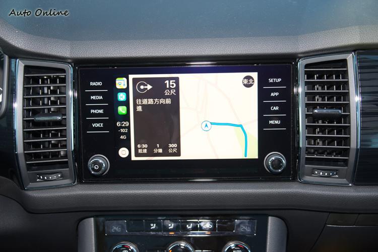 影音系統支援iOS與Android手機連結整合操作。