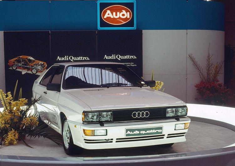 quattro科技帶來的安全和操控駕馭樂趣優勢,很快就得到車界的認同,也使Audi成為四輪傳動的代名詞。
