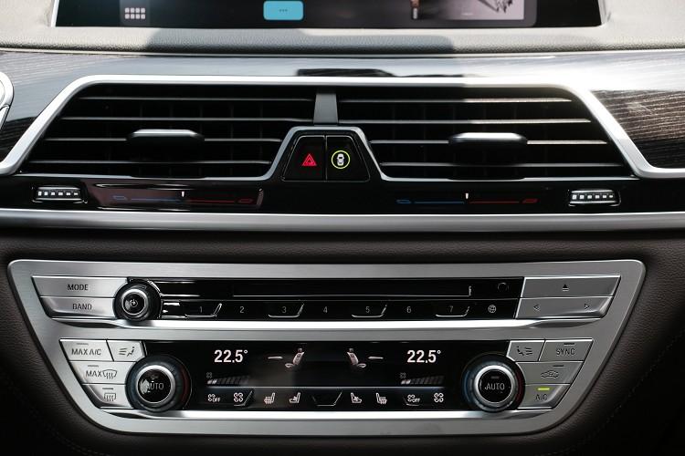 冷氣空調介面維持經典款式。
