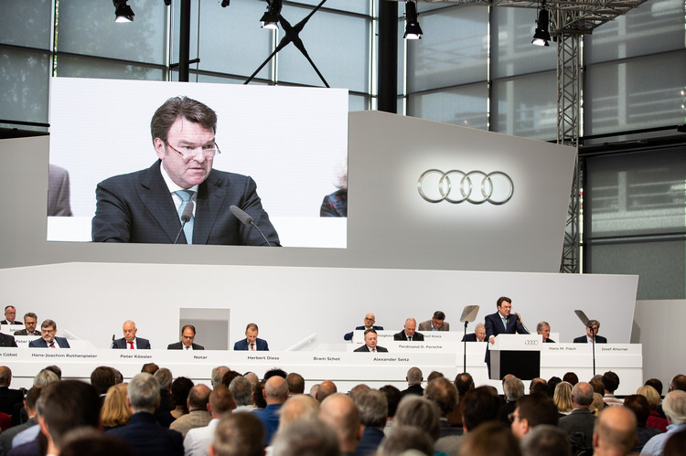 Audi開始承認遭遇困境了嗎?Bram Schot大刀闊斧調整產品策略,意圖保住反攻機會。