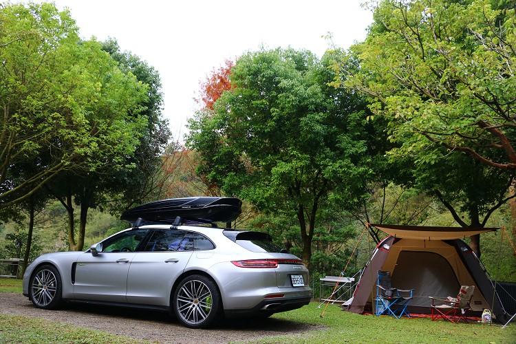 露營就是一種紓壓,無須在乎你用何種方式達成。