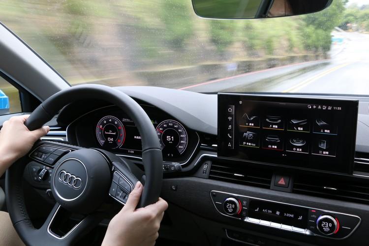 以家庭需求為優先考量的調校設定,讓這款車享有舒適流暢的駕馭感受。