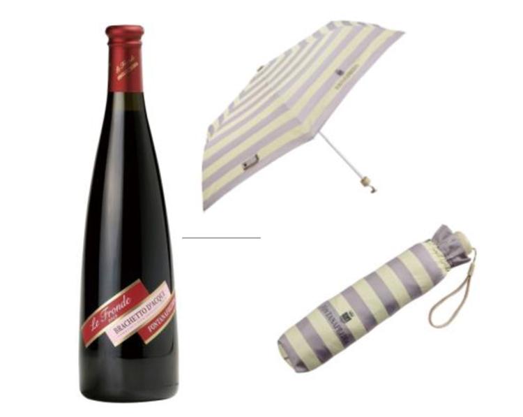 國王之泉拉風紅葡萄酒,建議售價 1,200元。