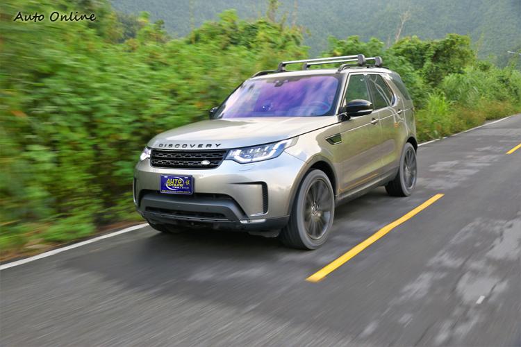 全鋁合金車體結構打造,相較前一世代,高達 193kg 的減重幅度。