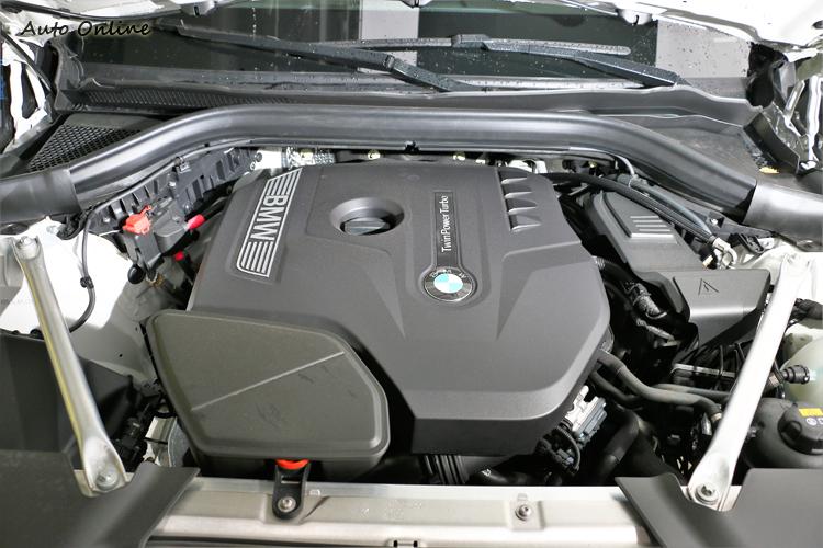 與xDrive30i搭載相同2.0升四缸渦輪增壓引擎,不過在調校上面刻意降低整體輸出。