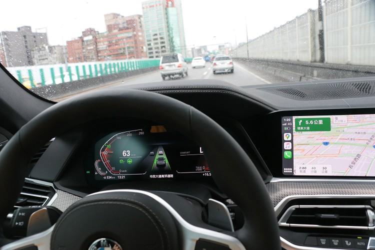 定速功能有多種模式,有車距維持、車道維持或者維持傳統的定速功能。