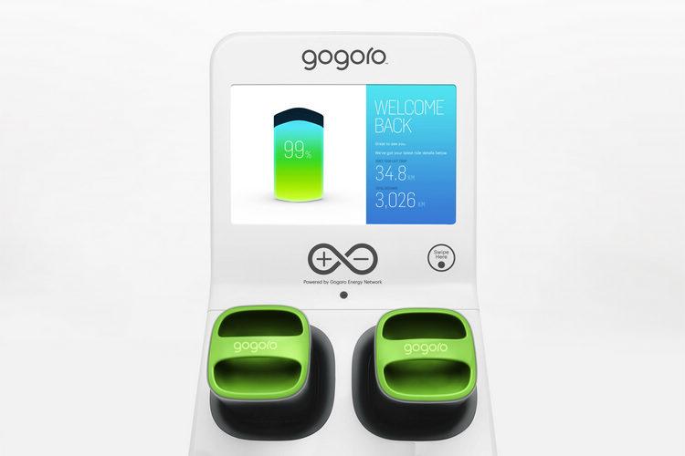 相當具有野心的GOGORO想推智慧型電網