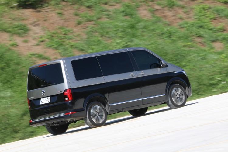 Multivan是T系列定位最高級的車款,也是市場上最具代表性的頂級商旅車。
