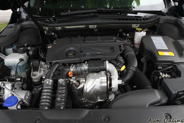 最大輸出並沒有比過去的HDI引擎增加多少,但卻擁有更節能的油耗表現。