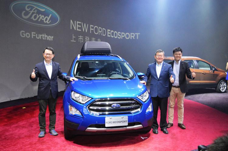 近年小型休旅車的需求量爆出天量,EcoSport以全新進化的機能與動力,迎戰市場其他競爭對手。