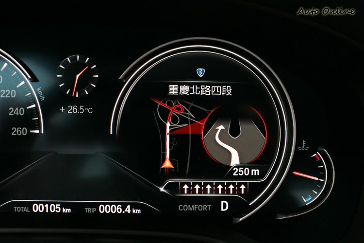 如果有設定導航,會直接顯示在儀表板內。