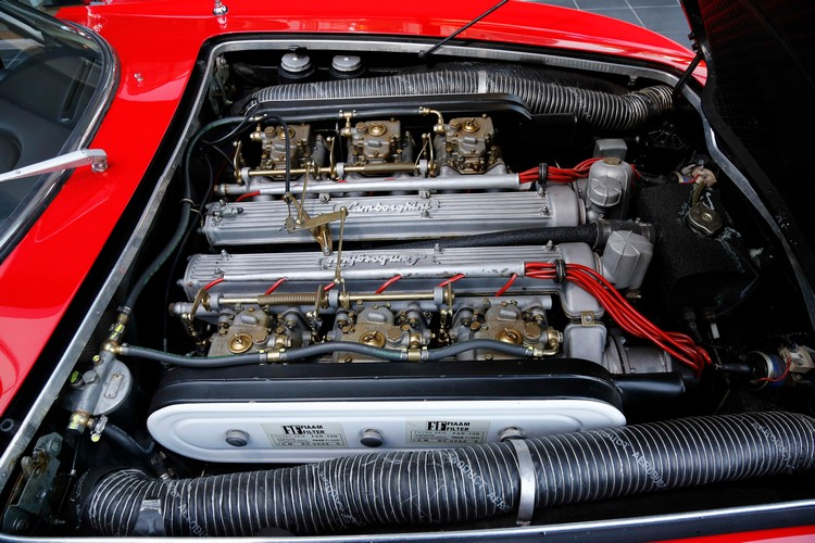 350GT引擎