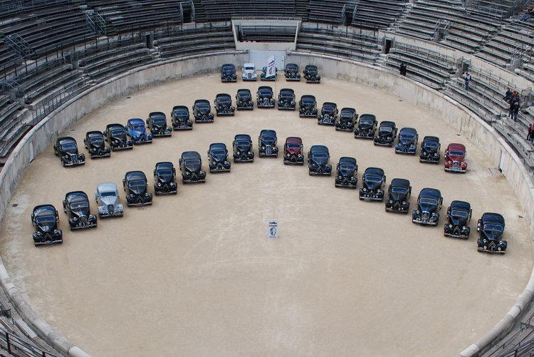 CITROEN商標來自創辦人帶來車壇的重要技術。