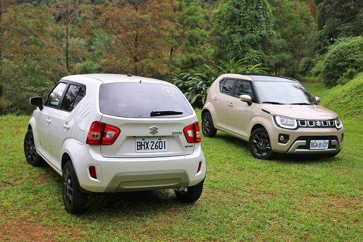 這次導入小改款Ignis,動力從原本超過1,200cc的排量調降至1,200cc下,能省下一筆稅金開銷。