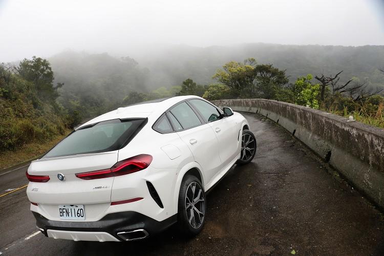 BMW X6是Sport Activity Coupé的始祖必然有著很大壓力,每次全新產品的推出都會受到眾人矚目。