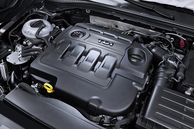 台灣預計引進1.4TSI汽油渦輪增壓引擎以及大家非常熟悉的2.0TDI柴油渦輪引擎。
