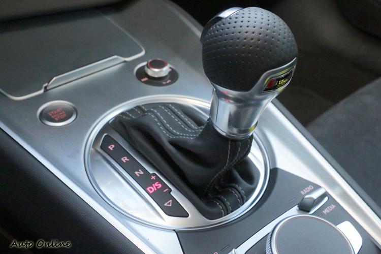 科技的進步創造出雙離合器自手排兼具便利與樂趣。