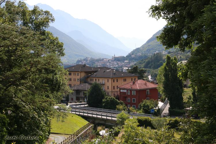 靜謐的Aosta Valley地勢險要,古時是羅馬帝國的要塞重鎮。