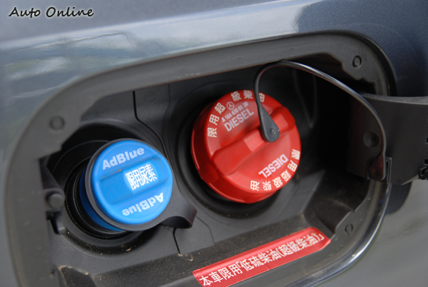 Adblue添加劑產生氨氣在SCR觸媒轉換器中,排放的氮氧化物(NOx),分離成對人體無害的水和氮。