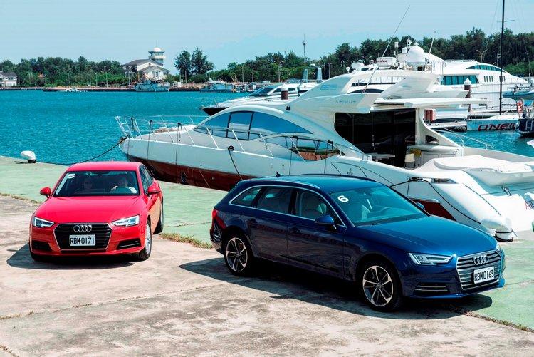 新一代的A4 Sedan、A4 Avant推出後,已在全球摘下多項的重要獎項,足見產品實力之堅強。