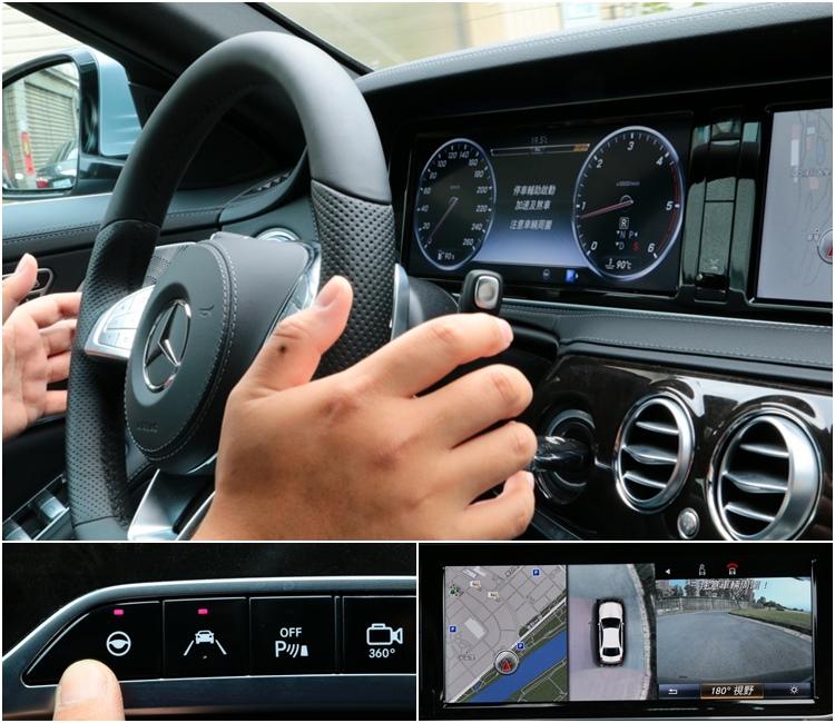 針對前座買家需求的智能停車輔助以及各項駕駛輔助設備,都讓駕馭過程更為舒適便利。