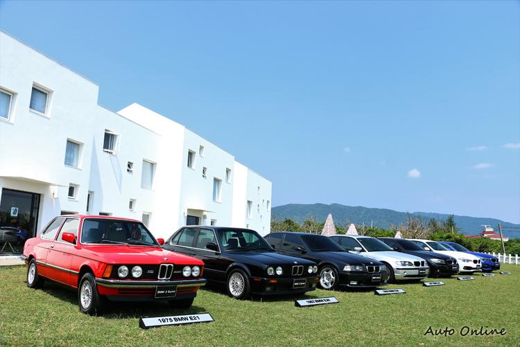 原廠代號E21、E30、E36、E46、E90到F30與現在的G20,每一代車型都有著每一代所專注之方向。