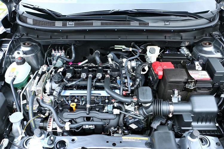 全新日產第三代HR15DE引擎,排氣量1.5升卻有著比1.6升引擎還大的輸出。