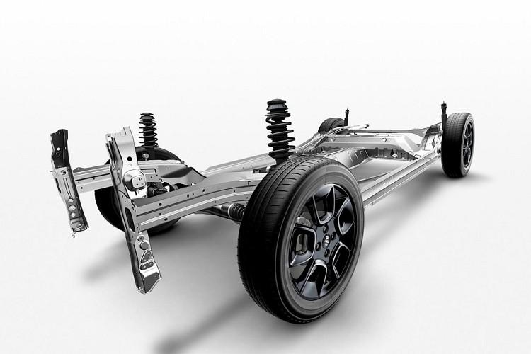 新一代平台HEARTECT兼具提高剛性、車體輕量化,全面提升IGNIS的燃油效能與高穩定控制性。